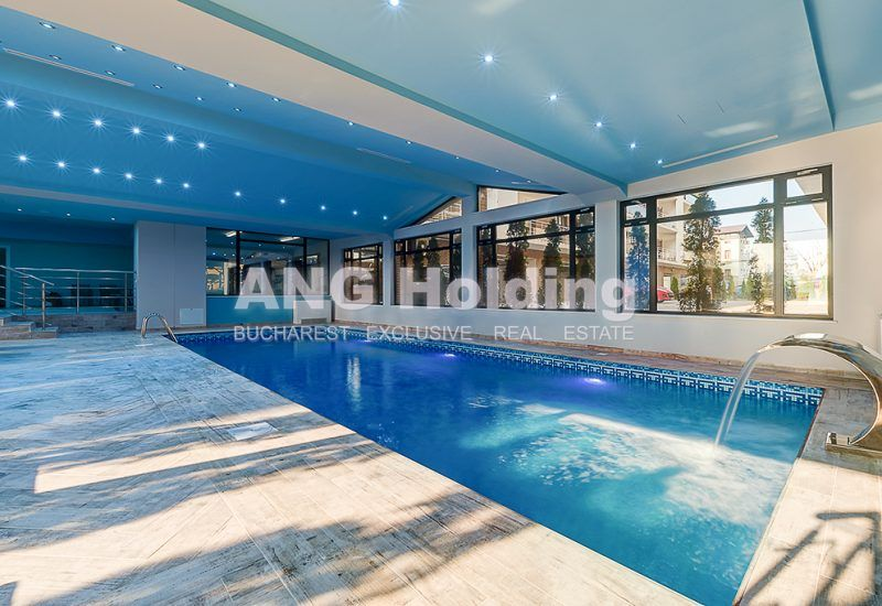Penthouse 4 camere *LUX*  Baneasa Petrom City