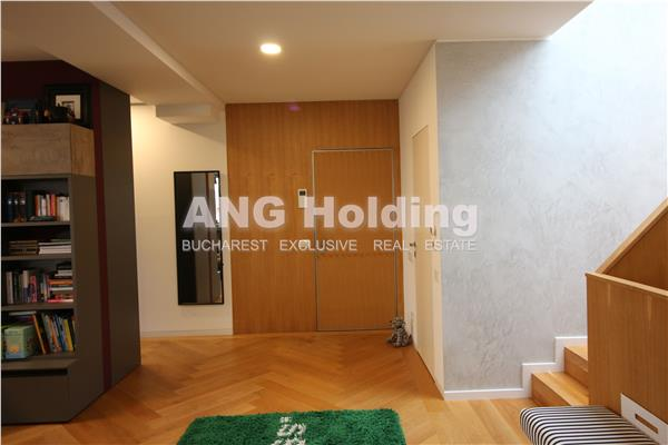 Luxury Triplex Penthouse For Rent in Dorobanti Area